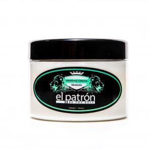 El Patron Shaving Cream