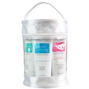 Pedicure Bag + 6 Tubes