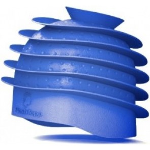 FlashTopp Verfmuts Blauw