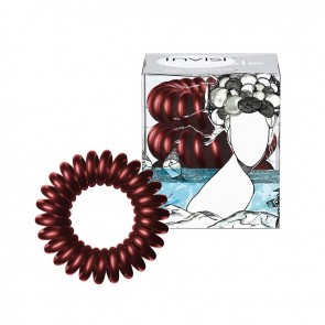 Invisibobble-Burgundy Dream