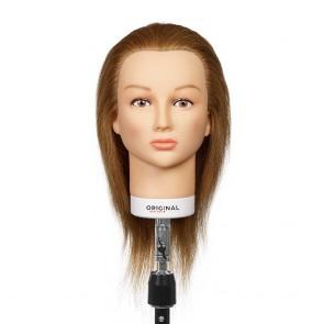 Sibel Oefenhoofd Isaline Blond 100% menselijk haar
