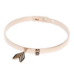 Silis The Bangle Charm Rosé All Day & Arrow
