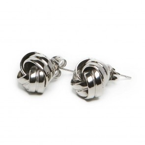 Silis The Earrings Knots So Silver
