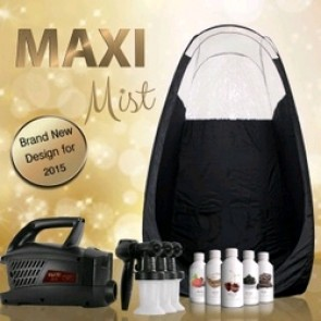 Spray Tan Starterskit Maximist Evolution